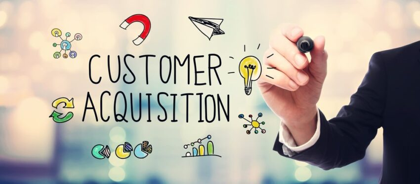 A data-centric customer acquisition playbook for insurance companies