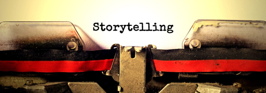 Giving your storytelling impact: it's all in the delivery