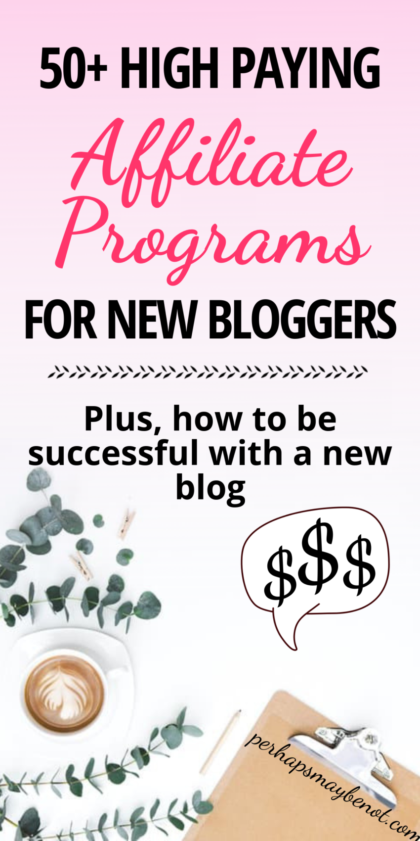High Paying Affiliate Programs for New Bloggers