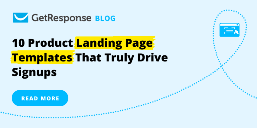 10 Product Landing Page Templates That Truly Drive Signups