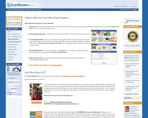 Ecard System | Add Ecards to Your Website
