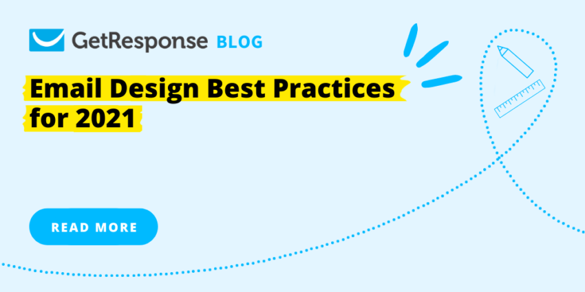 Email Design Best Practices for 2021 – GetResponse